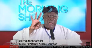 Bode George: Seyi Tinubu Controls All The Signage For Lagos 4