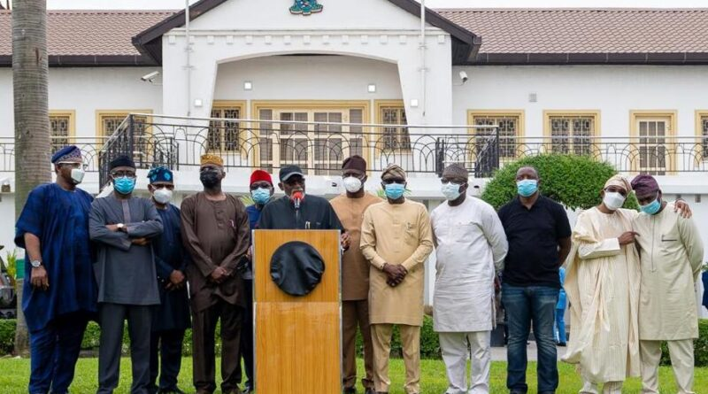 Lagos Coordinated Attacks An Attempt To Weaken Southwest Economy - Governors 1