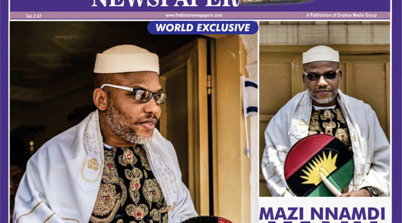 World Exclusive: Ipob Leader, Nnamdi Kanu Appears On Instagram Live With Dele Momodu 9