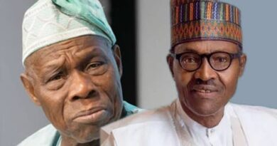 President Buhari meets Obasanjo, Jonathan, and other ex-leaders 9
