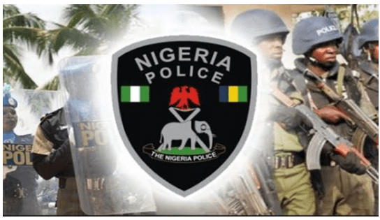 Imo State Police Headquarters attacked, Burned (Video) 1