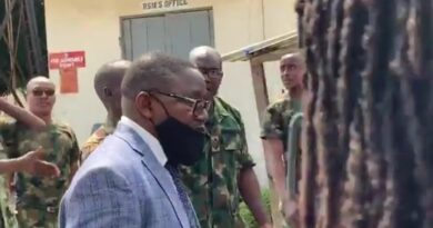 Soldiers Stop Lagos Judicial Panel From Accessing Military Mortuary 5
