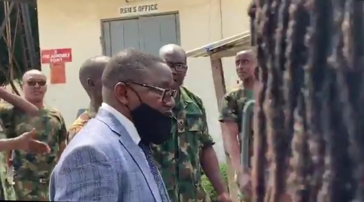Soldiers Stop Lagos Judicial Panel From Accessing Military Mortuary 1