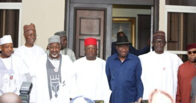 APC Governors Swoop On Jonathan Ahead Of 2023 Elections 6