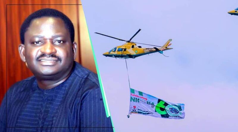 Femi Adesina: See what Buhari has done to Nigerian Airforce (photos) 1