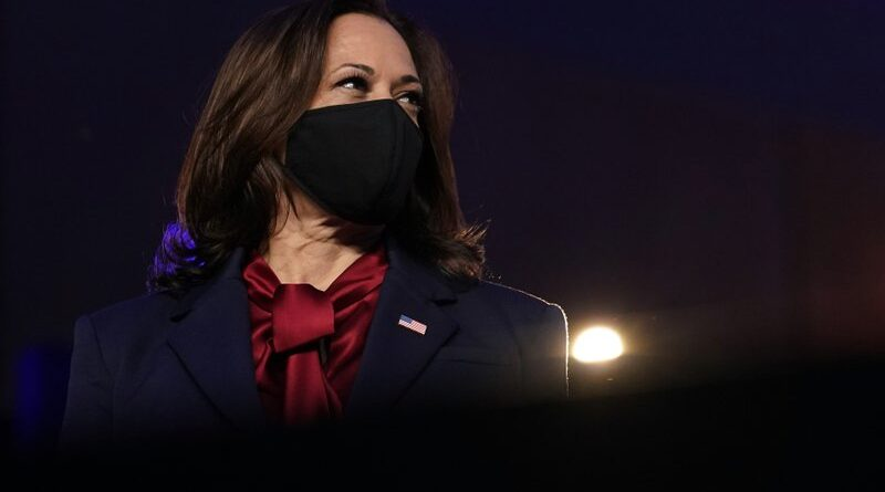 Kamala Harris becomes First Black Woman, South Asian Elected VP 1