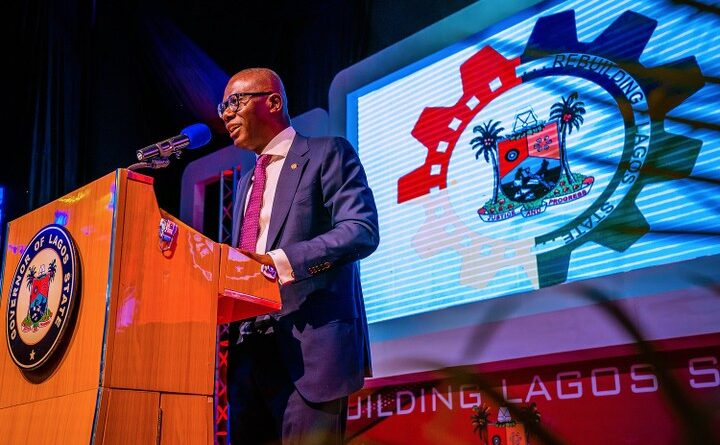 EndSARS: Sanwo-Olu Hosts Launch Of Rebuild Lagos Trust Fund 1