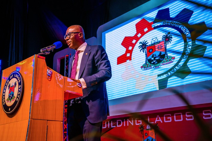 EndSARS: Sanwo-Olu Hosts Launch Of Rebuild Lagos Trust Fund 4