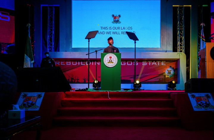 EndSARS: Sanwo-Olu Hosts Launch Of Rebuild Lagos Trust Fund 5