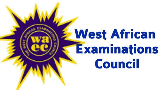 WAEC Releases 2020 SSCE Results 1