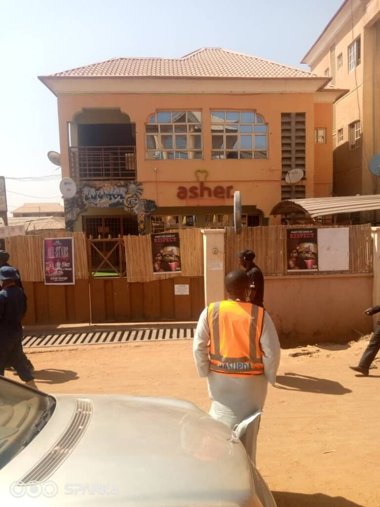 Kaduna Demolishes Asher Hotel Over 'Plans to Hold Sex Party' 3
