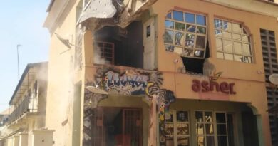 How Asher Kings & Queens Restaurant Was Demolished - Aisha Mercy Yakubu (CEO) 3