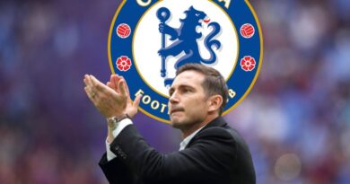 Chelsea Fire Manager Frank Lampard 5