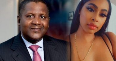 Dangote Sues American Mistress For Exposing His Buttocks Online 6