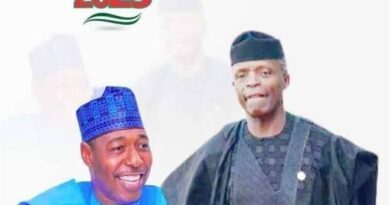 Abubakar Girei: Only Osinbajo-Zulum Ticket Can Give APC Victory In 2023 Election 3