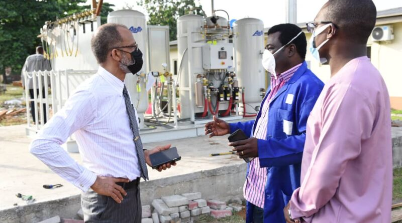 COVID-19: Lagos State Builds Oxygen Plant at IDH, Yaba 7