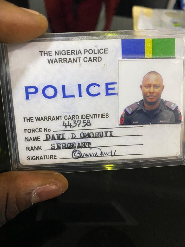 LAGOS POLICE ARREST POS ROBBERS, FAKE POLICE SERGEANT WITH INDIAN HEMP 3