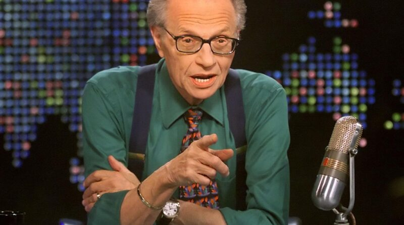 Larry King, 87, 'in Hospital With COVID-19' 1