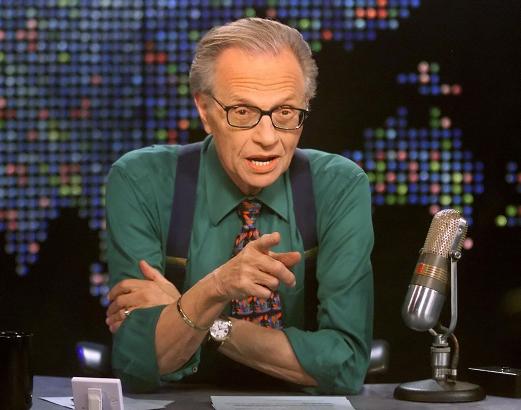 Larry King, 87, 'in Hospital With COVID-19' 2