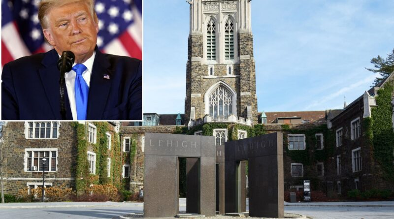 Lehigh University Has Cancelled Trump's Honorary Degree 1