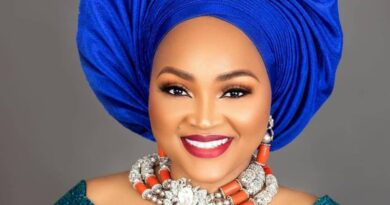 Mercy Aigbe Celebrates Her 43rd Birthday With Amazing Pictures 3