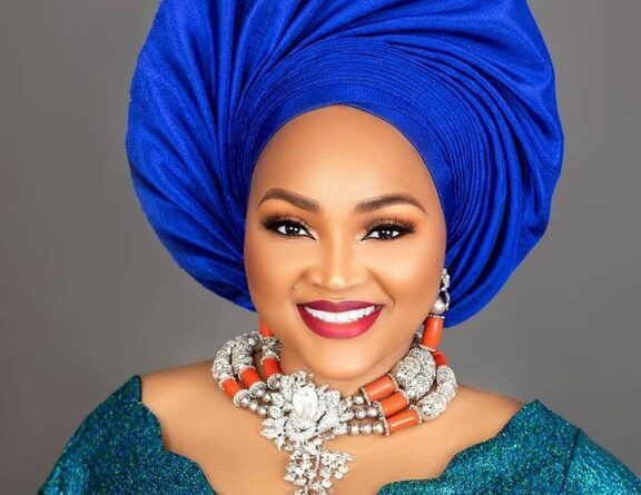 Mercy Aigbe Celebrates Her 43rd Birthday With Amazing Pictures 1