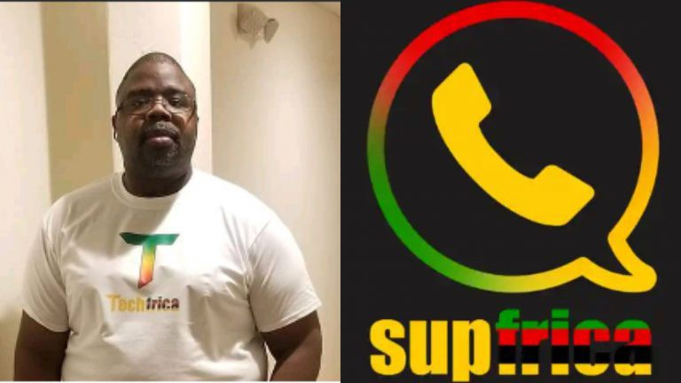African Man Creates Messaging App That Is Faster Than WhatsApp 1