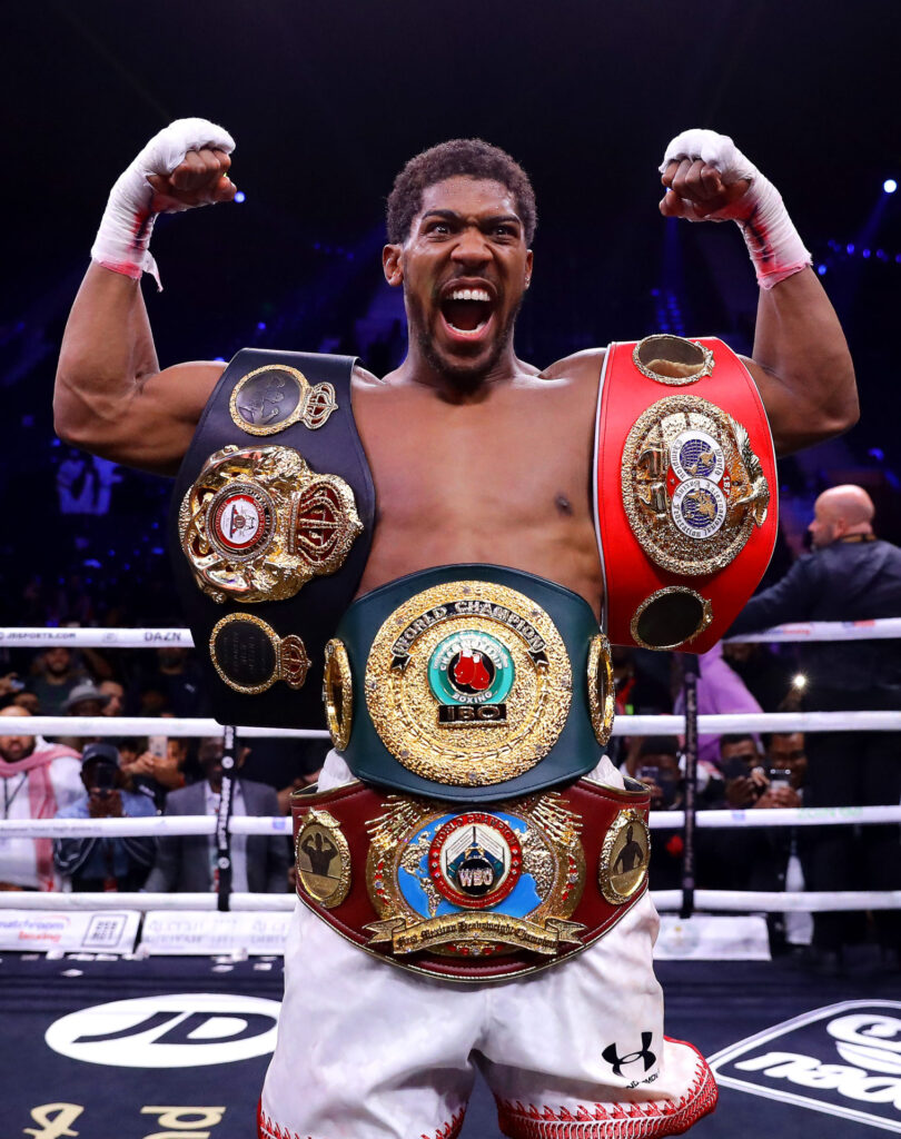 'I Would Rather Die In Battle' – Anthony Joshua Speaks Ahead Of Fury Matchup 2