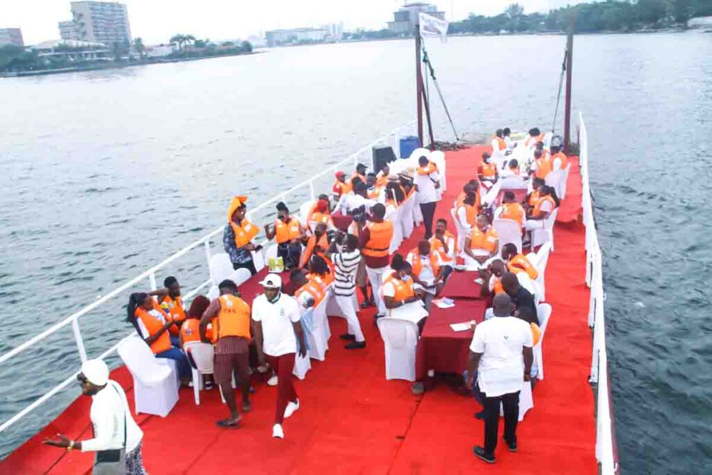 See Moments From Travelogue Valentine Boat Cruise 12
