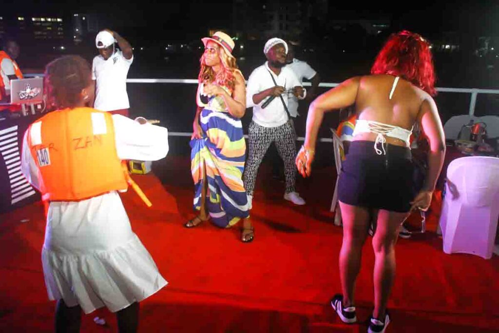 See Moments From Travelogue Valentine Boat Cruise 25