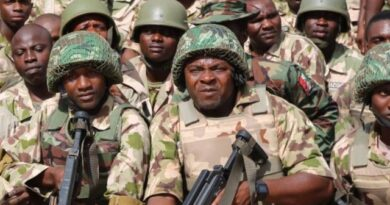 Troops Sustain Offensive Onslaught, Kill More Boko Haram/ISWAP Terrorists, Capture Arms, Ammunition In Dikwa - Ajiri Axis, Borno State 5