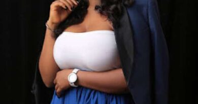 The Problem I Have With My Big Boobs… –Opeyemi Adetunji 6