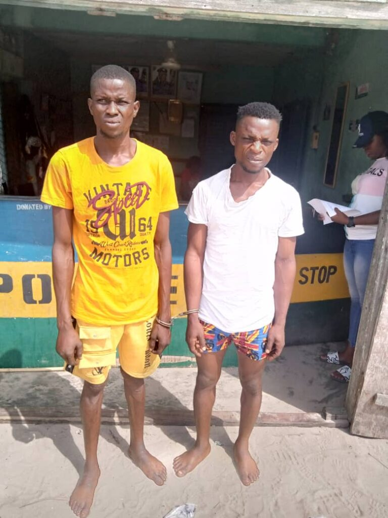 Police Rescue Six Kidnap Victims 3
