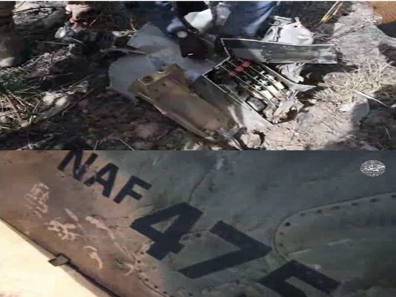 Wreckage Of Missing NAF Alpha Jet 475 Found In Bama, Body Of Pilot Also Found 2