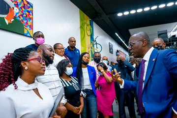 Lagos To Build West Africa's Largest Tech Hub In Yaba 1