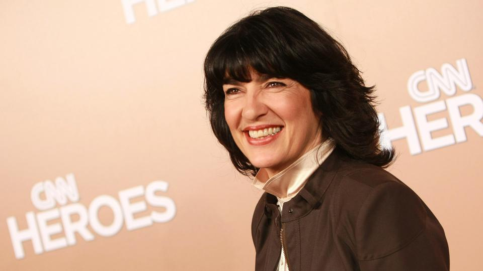Christiane Amanpour Diagnosed With Ovarian Cancer 2