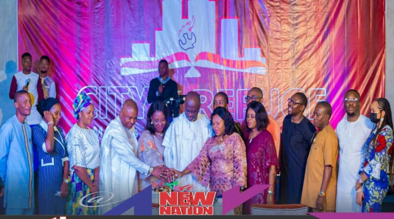 'City of Refuge' Releases Communique on New Nation After 25th-Anniversary Celebration
