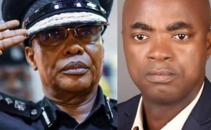Security Expert, Ibadin Congratulates IGP Usman Baba On Confirmation, Mulls Community Financing For Police, National Crime Record 1