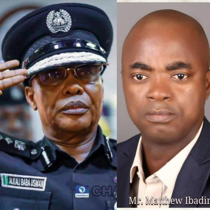 Security Expert, Ibadin Congratulates IGP Usman Baba On Confirmation, Mulls Community Financing For Police, National Crime Record 2