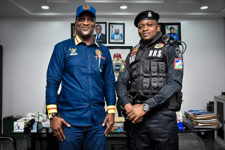 LNSA Boss, Oyekan Pays Courtesy Visit To Rrs Commander, Egbeyemi, Solicits For Collaboration On Security In Lagos 2