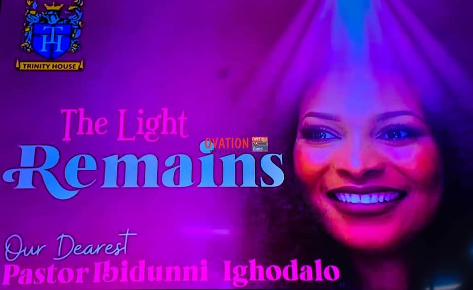 Families & Friends Hold One Year Remembrance For Former Beauty Queen Late Ibidun Ighodalo 10