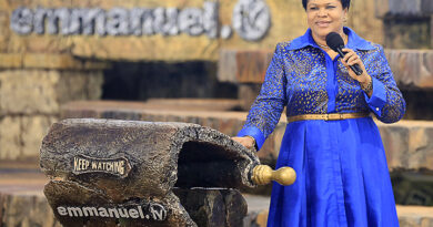 Finally: CAN Writes TB Joshua's Wife; Expresses Grief 5