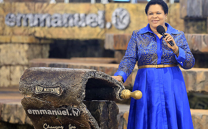 Finally: CAN Writes TB Joshua's Wife; Expresses Grief 1