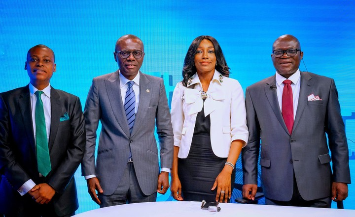 Security: Sanwo-Olu Gets List Of Abandoned Buildings, Set To Take Action 1