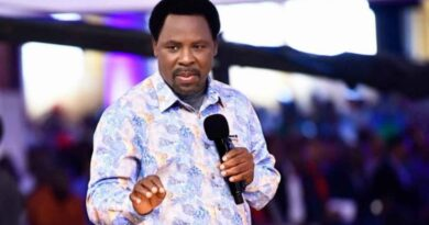 Late Pastor TB Joshua To Be Buried On July 9 3