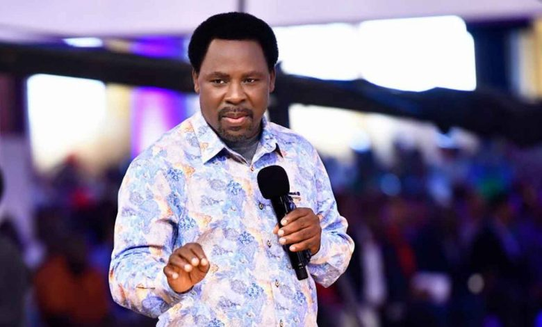 Late Pastor TB Joshua To Be Buried On July 9 2