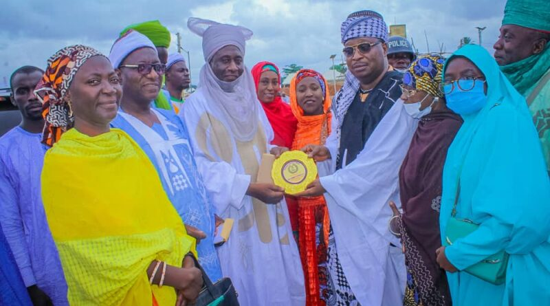 RTD. Zone 2 Police Boss, AIG Ahmed Iliyasu Gets New Role As A Committee Member In Zazzau Emirate 1