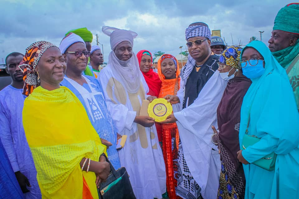 RTD. Zone 2 Police Boss, AIG Ahmed Iliyasu Gets New Role As A Committee Member In Zazzau Emirate 2