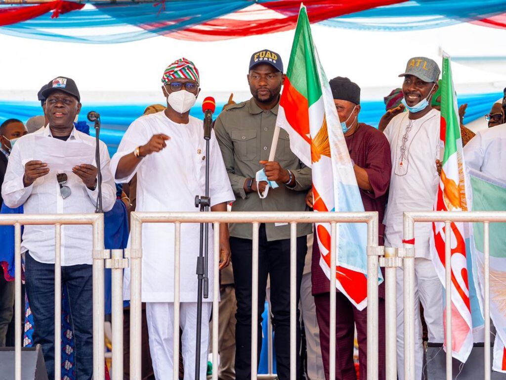 Replicate APC Victories In Our LG Poll, Sanwo-Olu Tells Candidates 3