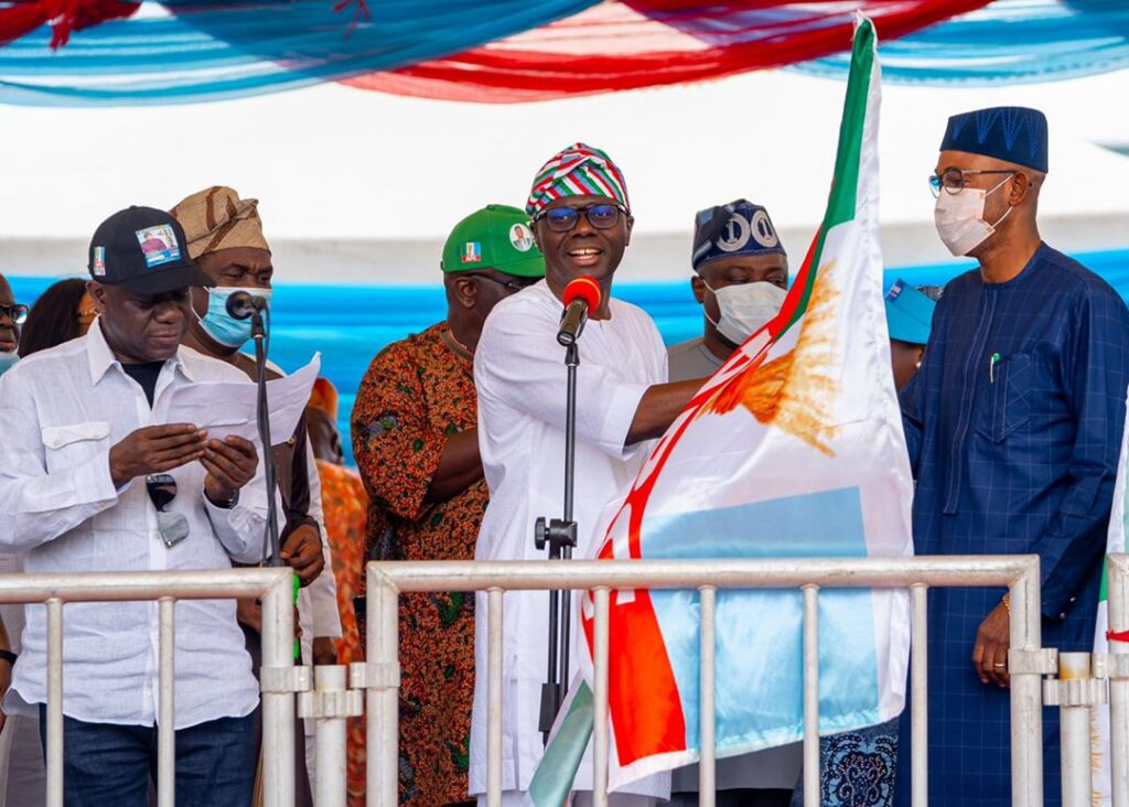 Replicate APC Victories In Our LG Poll, Sanwo-Olu Tells Candidates 4